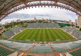 Estádio Bezerrão, do Gama