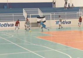Vídeo: Última rodada de competição de futsal acontece neste fim de semana