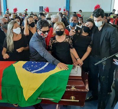 Veja como será a despedida ao Senador José Maranhão