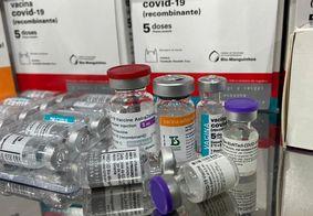 Paraíba recebe quase 150 mil vacinas contra Covid-19 nesta sexta (20)