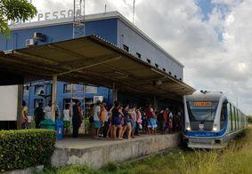 Tarifa de trem será reajustada para R$ 1,50 na próxima segunda-feira (04)