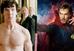 Benedict Cumberbatch, o Doutor Estranho, faz NU FRONTAL em filme da Netflix