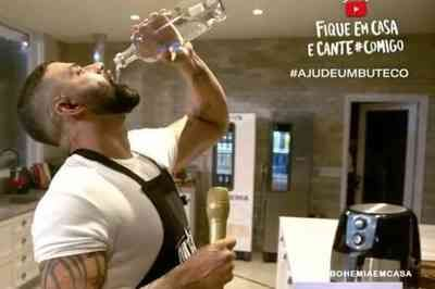 Conar move representação ética contra Gusttavo Lima por live com bebidas alcoólicas