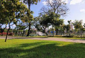Parque da Lagoa, em João Pessoa
