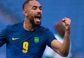 Paraibano faz gol e Brasil é classificado para as quartas de final
