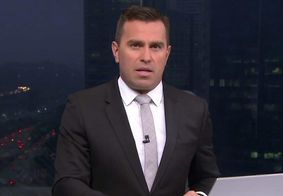 Bocardi perde a paciência e detona internauta ao vivo na Globo