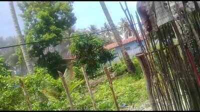 VÍDEO | Escola em aldeia indígena na Paraíba pega fogo