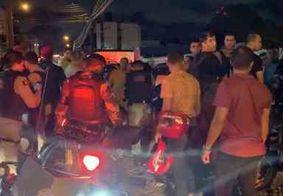 Policial à paisana entra em luta corporal com bandido e impede assalto na Zona Sul de João Pessoa