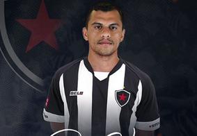 Botafogo-PB anuncia contratação de novo lateral