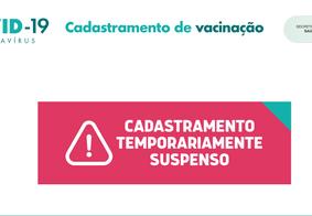 Aplicação de doses da vacina em Campina Grande estão suspensas