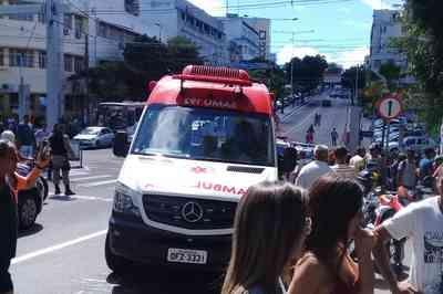 Homem morre e idosa fica ferida em tiroteio em Campina Grande