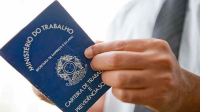 Paraíba gera saldo positivo de empregos com carteira assinada em junho, mostra Caged