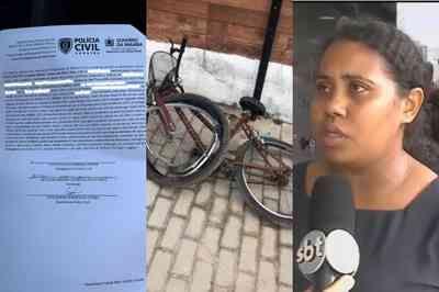 Em depoimento, empresário nega que estava na direção quando ciclista foi atropelado