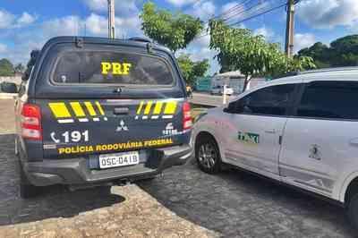 Suspeito de estuprar adolescente é preso após tentar se esconder em táxi, na PB