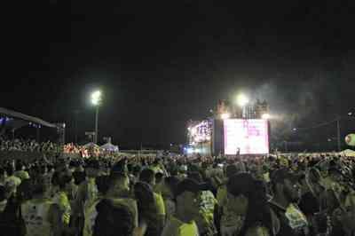 Carregador portátil causa explosão em bloco de Carnaval