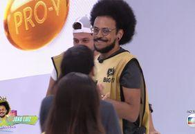 BBB21 | João Luiz é o novo líder da semana