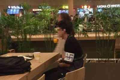 Após caso em MG, jovem é filmado usando suástica em shopping de Curitiba