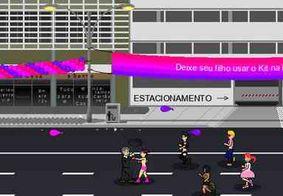Jogo simula Bolsonaro agredindo mulheres, homossexuais e negros