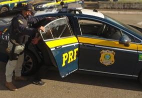 PRF prende dois foragidos da justiça em ocorrências no agreste paraibano