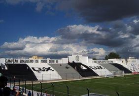 Decreto da prefeitura de Campina Grande libera público em estádios