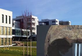 Universidade de Kiel, na Alemanha
