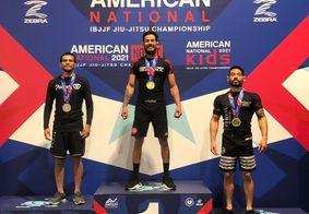 Paraibano conquistou o ouro em competição realizada em Las Vegas