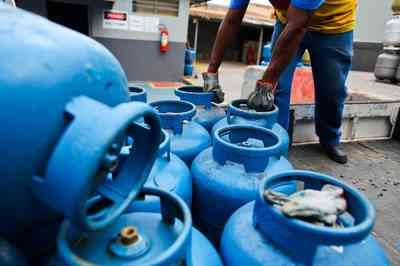 Preço do gás de cozinha deve custar até R$ 119 na Paraíba, diz sindicato