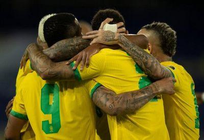 Brasil goleia o Peru e mantém liderança do grupo na Copa América