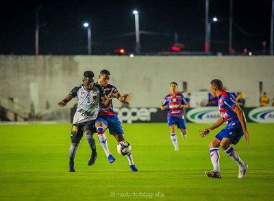 Confira a vitória do Fortaleza sobre o Botafogo-PB na Copa do Nordeste pelas lentes do Portal T5