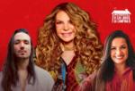 Elba Ramalho faz live de São João com Juliette e Luã Yvys