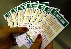 A aposta mínima na Mega-Sena custa R$ 4,50