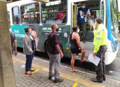 João Pessoa amplia frota de ônibus pela 3ª vez em uma semana