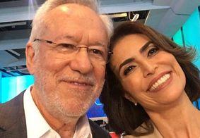 Áudio vazado: Alexandre Garcia promete responder Giuliana Morrone nesta terça-feira (12)