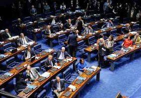 Senadores paraibanos votam a favor de intervenção federal no Rio