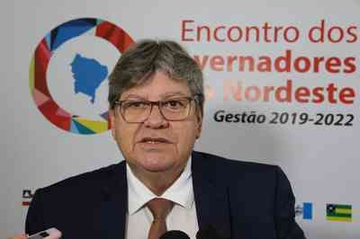 Delação: Livânia afirma que João Azevêdo recebia propina de R$ 120 mil por mês