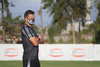 Gerson Gusmão, novo treinador do Botafogo-PB