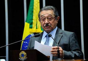 Senador José Maranhão permanece na UTI para tratamento de insuficiência respiratória