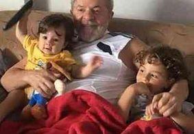 Lula pedirá à Justiça para ir ao enterro do neto