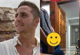 Matheus Crivella, do 'De Férias com o Ex', causa ao mostrar partes íntimas ao vivo no Instagram