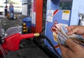 Litro da gasolina é vendido a R$ 3,43 no menor preço, em João Pessoa