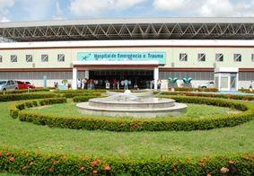 Hospital de Trauma: quedas ultrapassam acidentes de moto durante feriadão em João Pessoa