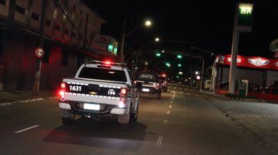 Paraíba teve 22 armas aprendidas e mais de 100 pessoas detidas no final de semana