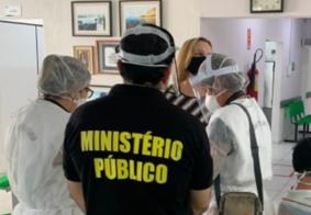 MP-Procon e Vigilância Sanitária fazem fiscalização em laboratórios de João Pessoa