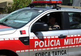 Polícia apreende arma e drogas após troca de tiros com bandidos, em João Pessoa