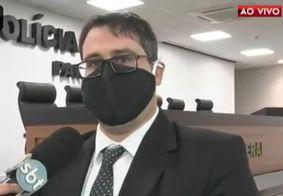Fábio Maia, delegado regional de Combate ao Crime organizado da Polícia Federal (PF)