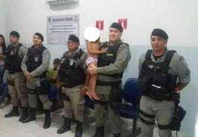 Menina de 4 anos é raptada na Paraíba; suspeitas são presas em flagrante