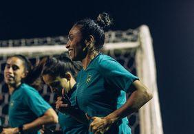 Mirando liderança do Grupo, seleção feminina pega Zâmbia na Olimpíada