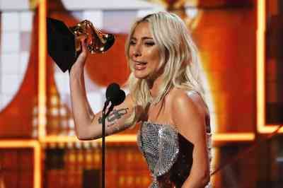 Lady Gaga conquista três prêmios no Grammy 2019