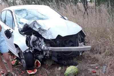Paraibanos morrem em acidente envolvendo grupo de motociclistas no Tocantins
