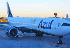 Paraíba receberá voos extras fretados pela Azul durante toda alta estação